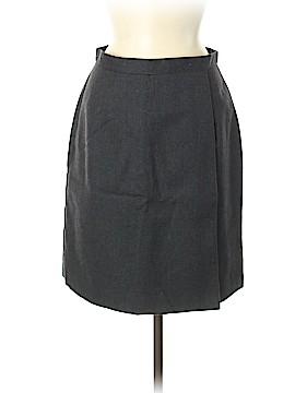 Geoffrey Beene Sport Wool Skirt Size 8