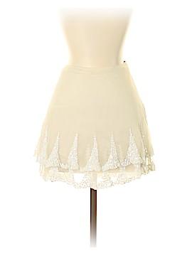 Armani Exchange Silk Skirt Size 6