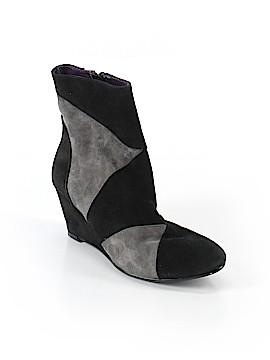 VanEli Ankle Boots Size 6 1/2