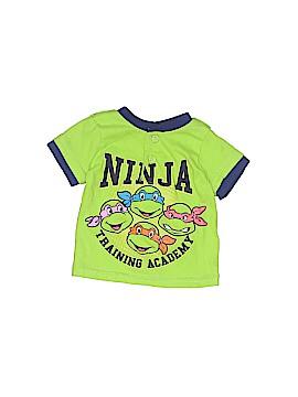 Nickelodeon Short Sleeve Henley Newborn