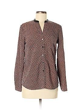 WD.NY Long Sleeve Blouse Size S