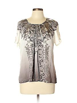 Covington Short Sleeve Blouse Size XL