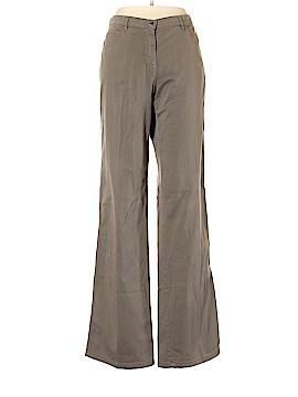 Armani Collezioni Khakis Size 10