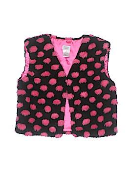 Charming Charlie Faux Fur Vest Size S (Kids)