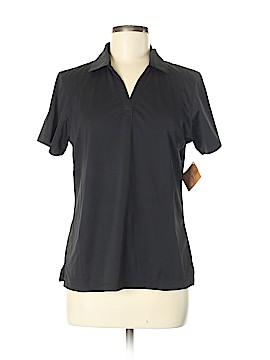 Harriton Short Sleeve Polo Size M
