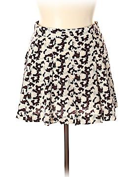 10 Crosby Derek Lam Silk Skirt Size 12
