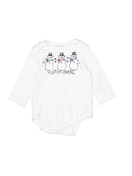 Baby! Long Sleeve Onesie Size 6-12 mo