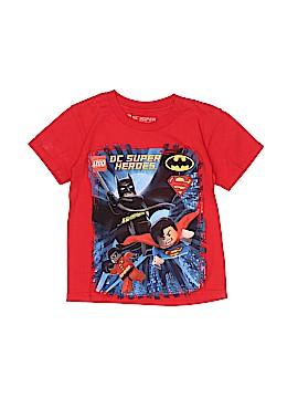 Lego Short Sleeve T-Shirt Size 4