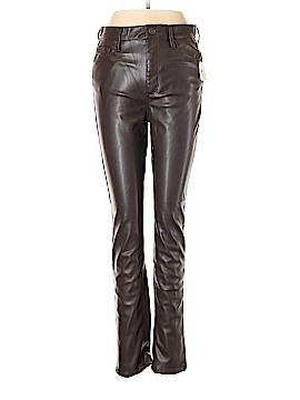 BDG Faux Leather Pants 28 Waist