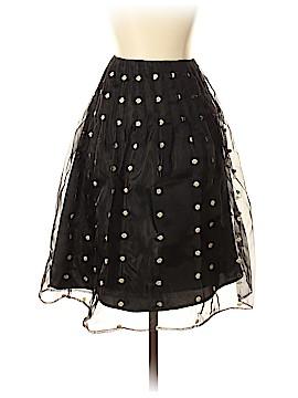 Allen B. by Allen Schwartz Silk Skirt Size 4