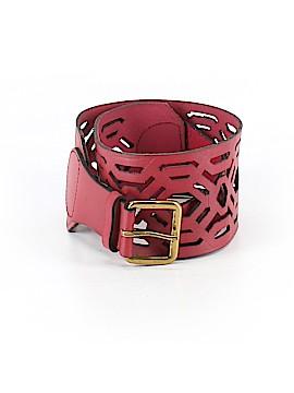Miss Albright Leather Belt Size S