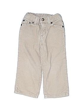 J. Khaki Cords Size 2T