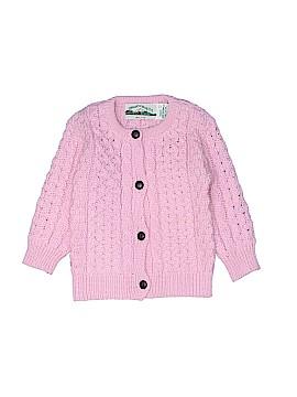 Aran Crafts Wool Cardigan Size 2T - 3T