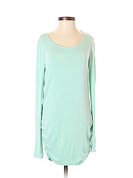 Dana Buchman Long Sleeve T-Shirt Size S