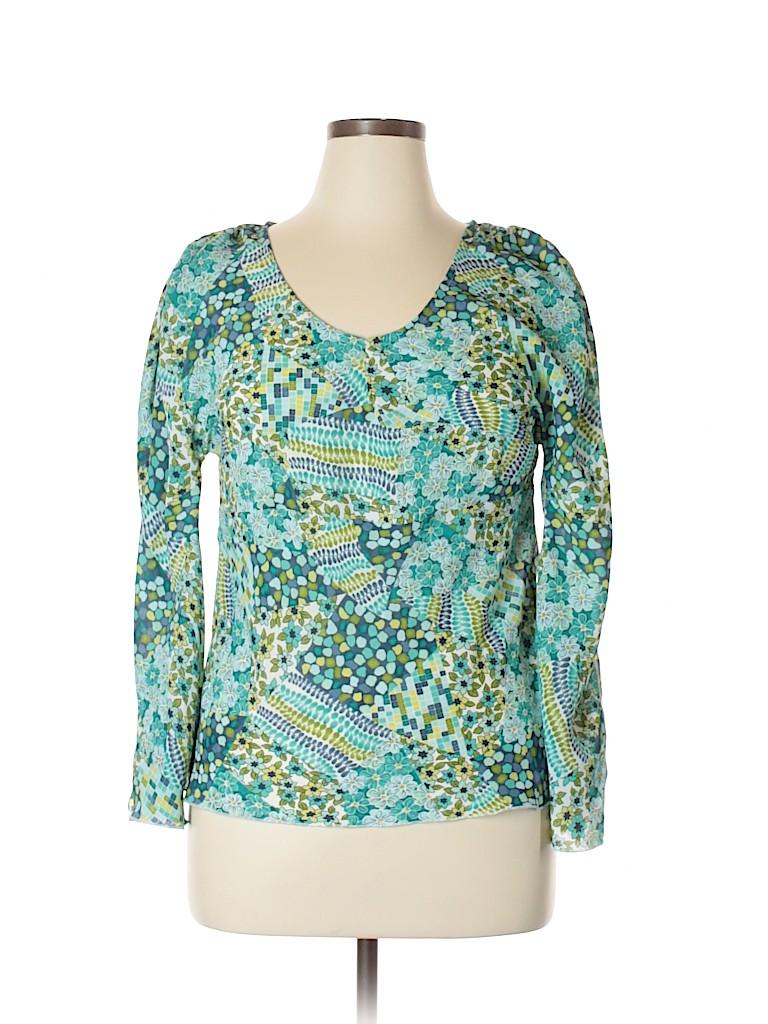 Unique Spectrum Women Long Sleeve Blouse Size XL
