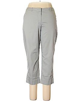 Simply Vera Vera Wang Khakis Size 16