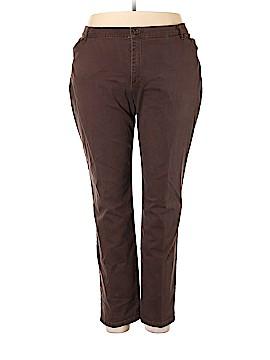 Lee Khakis Size 18W (Plus)