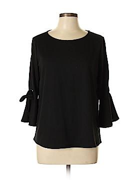 Femme by tresics 3/4 Sleeve Top Size L