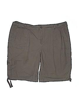 St. John's Bay Cargo Shorts Size 22 (Plus)