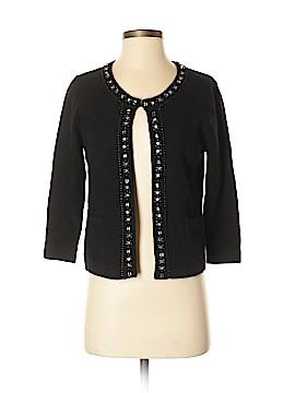 Garnet Hill Wool Cardigan Size XS