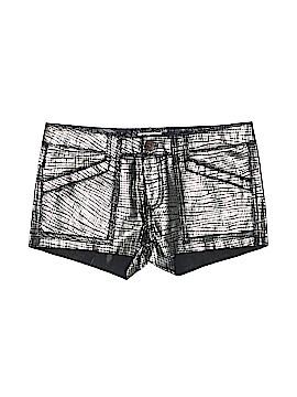 June Leather Shorts 26 Waist