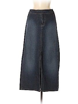 NY Jeans Denim Skirt Size 8