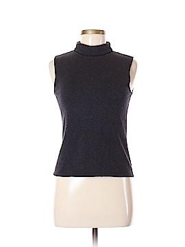 Tahari Sleeveless Silk Top Size 6