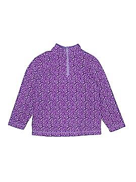 Hanna Andersson Fleece Jacket Size 6X - 7