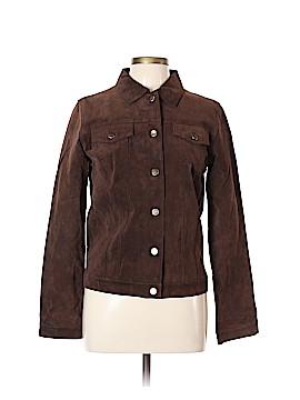 O'Neill Leather Jacket Size L