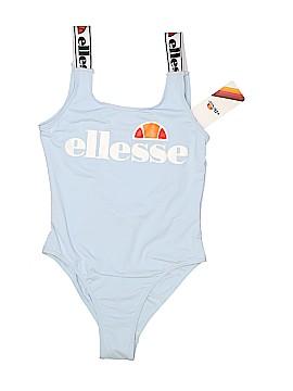 Ellesse One Piece Swimsuit Size 10