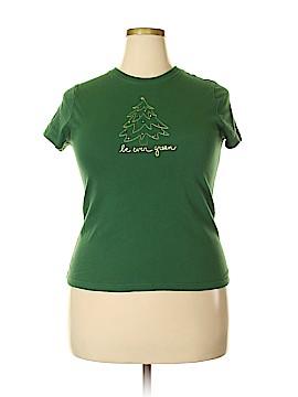 Dots Short Sleeve T-Shirt Size XXL