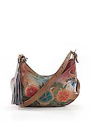 Anuschka Leather Shoulder Bag