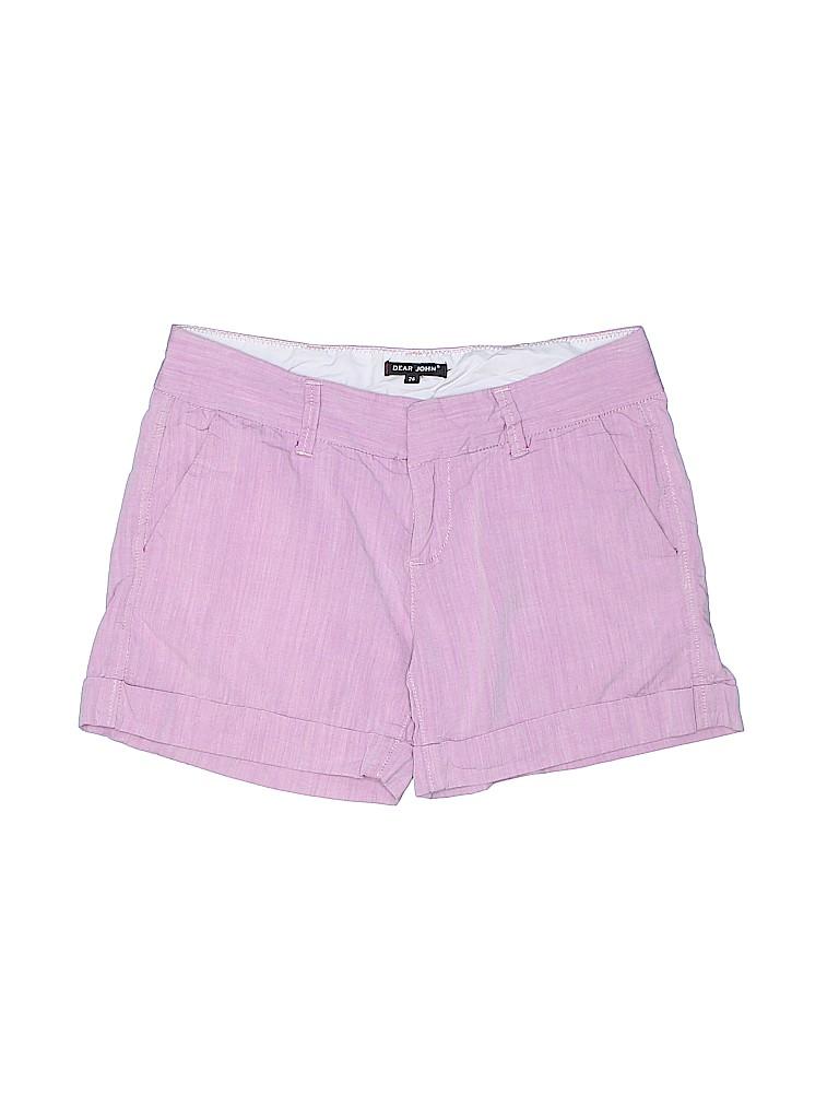 Dear John Women Shorts 26 Waist