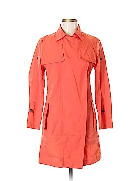 Halston Heritage Raincoat Size 6