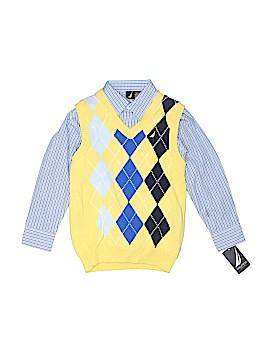 Nautica Sweater Vest Size 5
