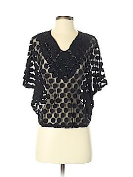 Alfani Short Sleeve Top Size S (Petite)