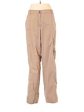 Chico's Cargo Pants 25 Waist
