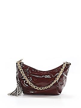 Maurizio Taiuti Leather Shoulder Bag One Size