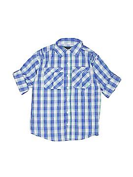 English Laundry Long Sleeve Button-Down Shirt Size 8