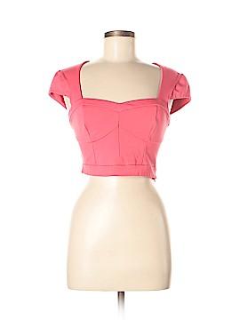 Bardot Short Sleeve Top Size 8