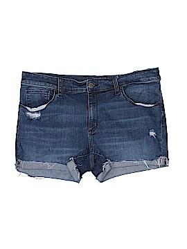Universal Thread Denim Shorts Size 14 W