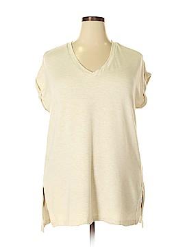 Z by Zobha Short Sleeve T-Shirt Size XXL