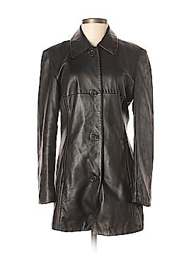 Marc New York Leather Jacket Size XS