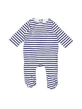 Jacadi Long Sleeve Outfit Size 3 mo