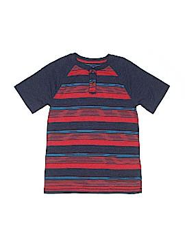 Arizona Jean Company Short Sleeve Henley Size L (Youth)