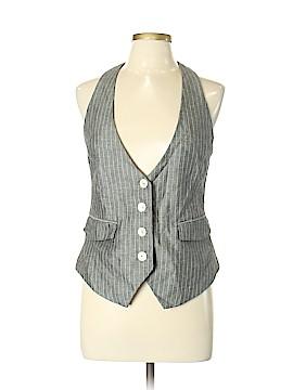 Express Design Studio Tuxedo Vest Size 10