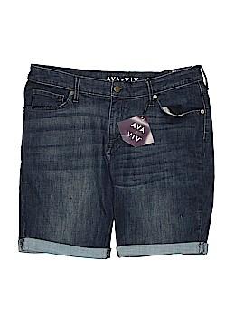 Ava & Viv Denim Shorts Size 18 (Plus)