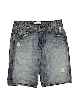 Eight-14 Denim Shorts 26 Waist
