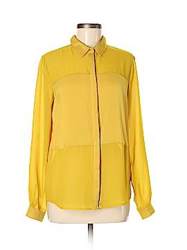 Promod Long Sleeve Blouse Size 8