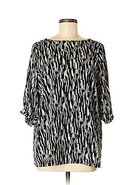 BCBGMAXAZRIA 3/4 Sleeve Blouse Size XL